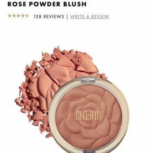 2/12$ ✨ Milani Powder Blush shade Blossomtime Rose